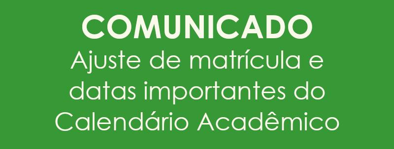 Comunicado Nº 02/2020 - CRA