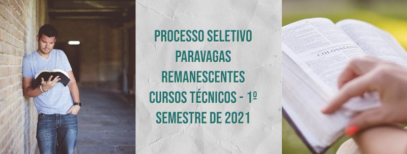 EDITALNº CPV.010/2021